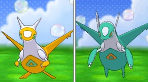 Shiny Legendary Pokemon Duo (Any Duo Of Your Choice)