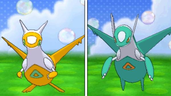 Shiny Legendary Pokemon Duo (Any Duo Of Your Choice)