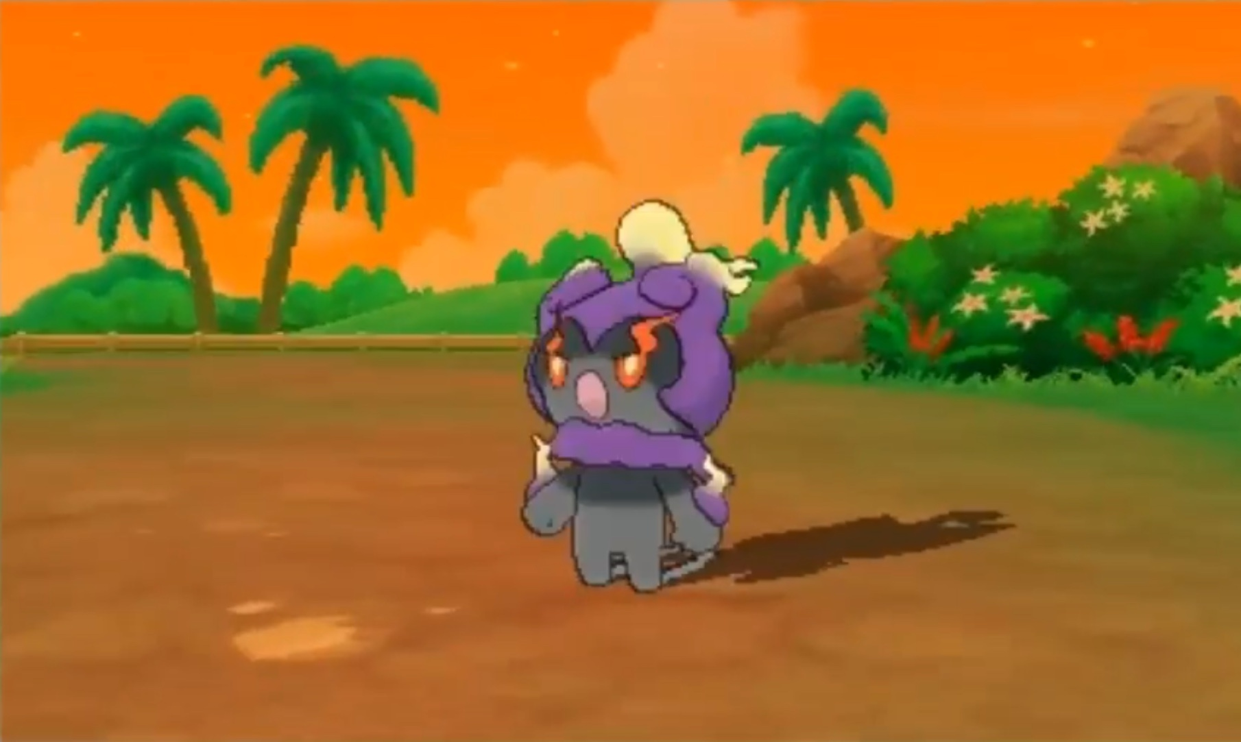 Mythical Marshadow Best Nature