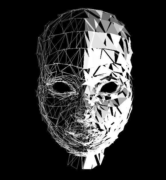 REACTIVE FACE - Quartz Composer Patch (VDMX Ready)