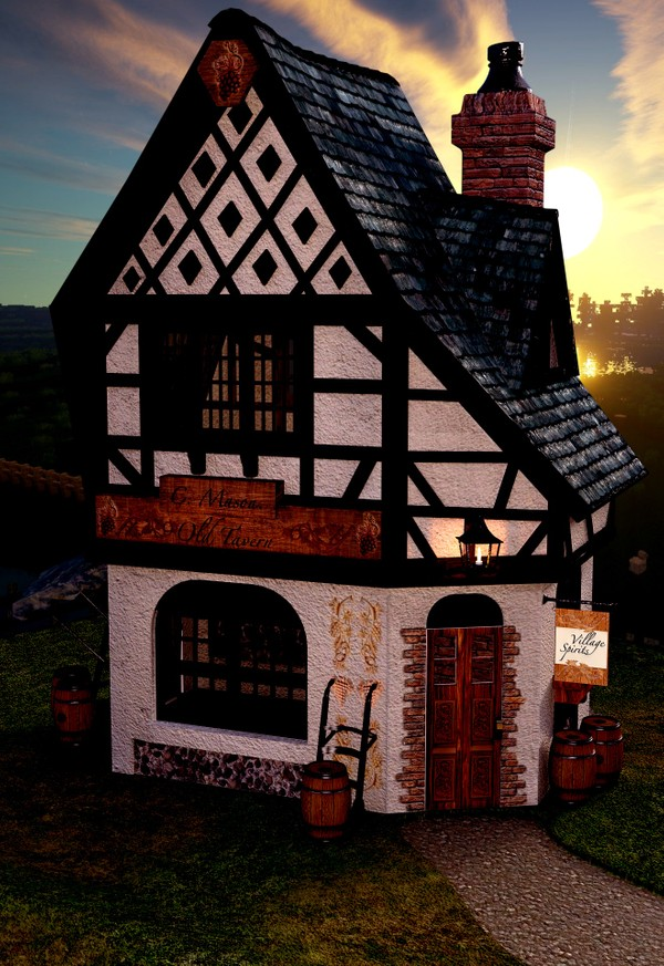 Tavern of the Sun (Music)