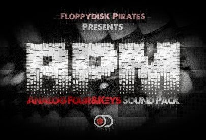 Elektron Analog Four/Keys BPM Sound Pack by Floppydisk Pirates