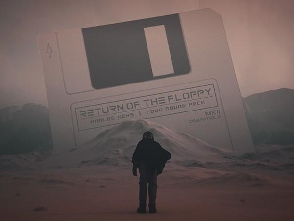 Elektron Analog Keys/Four- Return Of The Floppy Sound Pack