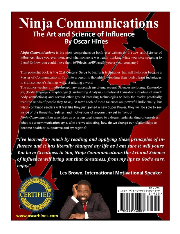 Audio Book - Ninja Communications The Art and Science of Influence