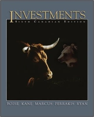 Investments 6th Edition Bodie Kane Marcus