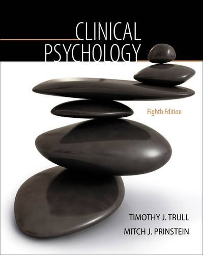 CLINICAL PSYCHOLOGY 8th EDITION