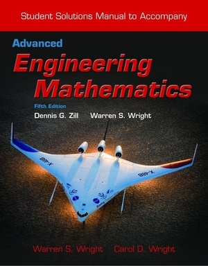 SOLUTION MANUAL FOR ADVANCED ENGINEERING MATHEMATICS