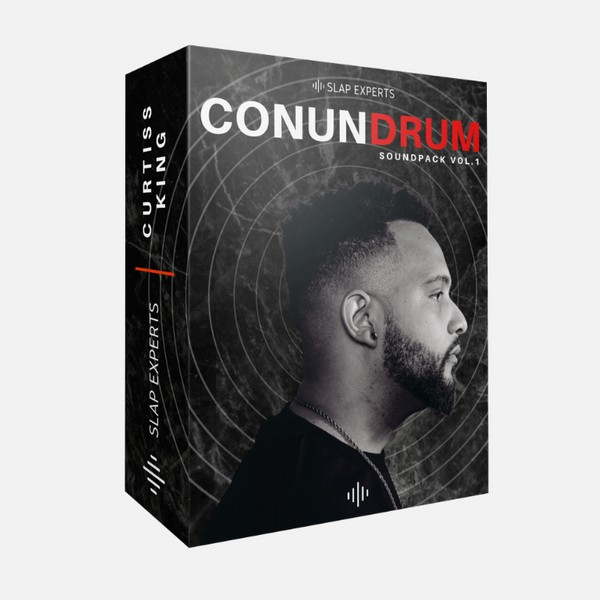 ConunDRUM Sound Pack by Curtiss King