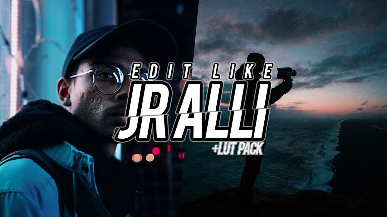 JR Alli LUT Pack 2019