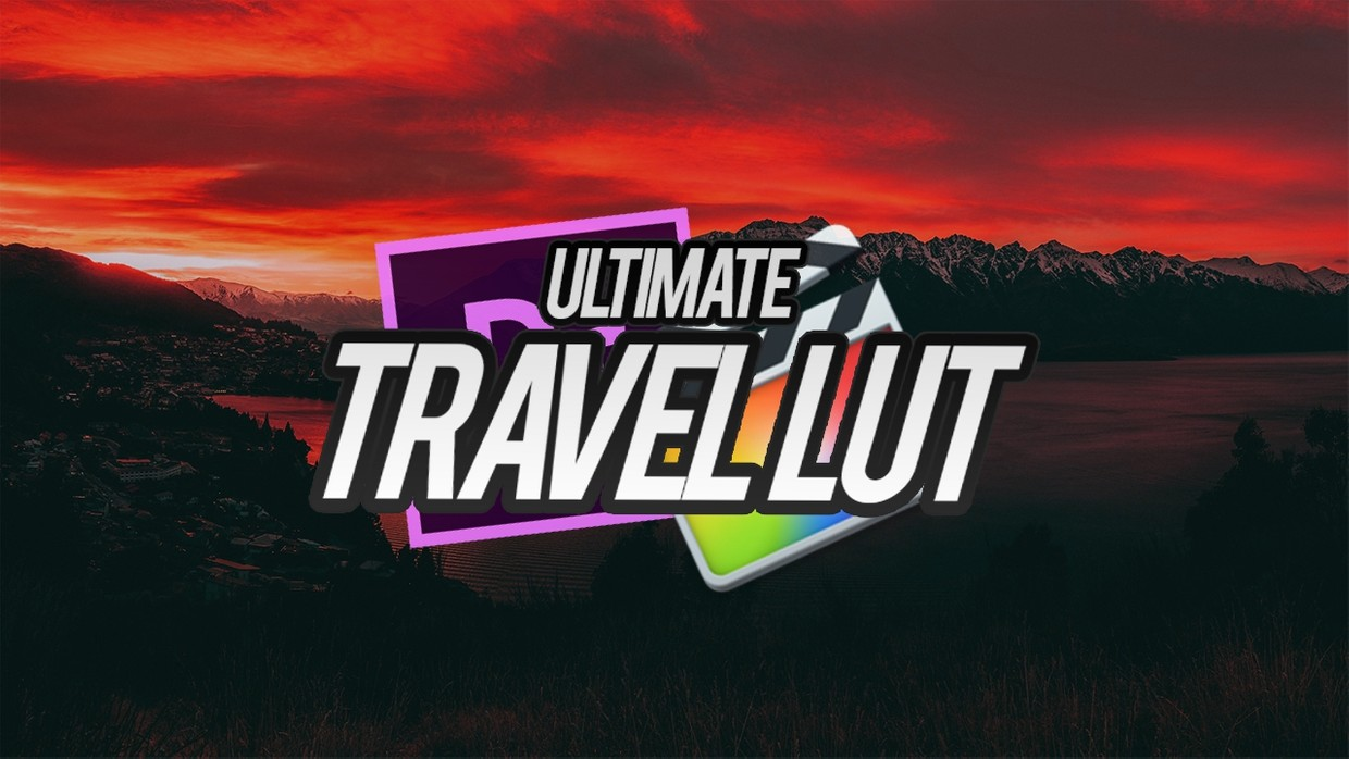 BEST Travel Video LUT 2019