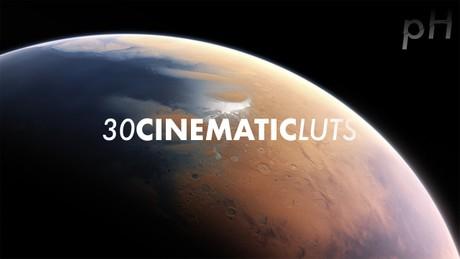 PresetHub - 30 Cinematic LUTs