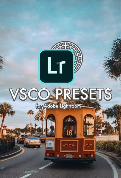VSCO Preset Packs For Adobe Lightroom 2020