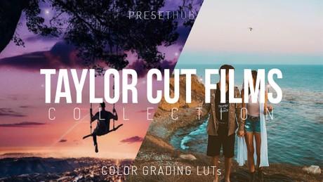 TaylorCutFilms Color Grading LUT!