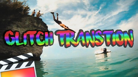 FREE RGB Glitch Effect Transition (Matt Komo) - Final Cut Pro