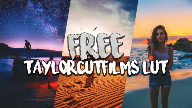 FREE TaylorCutFilms Color Grading LUT!