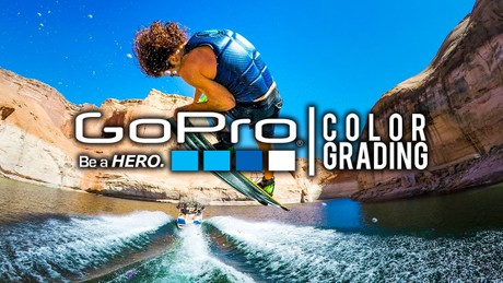 GoPro Advert Inspired LUT