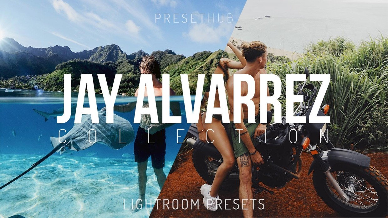 Jay Alvarrez Lightroom Preset Pack 2019