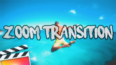 FREE Smooth Zoom Transition Pack - Final Cut Pro X