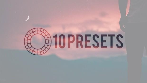 10 VSCO Video Presets (LUTS)