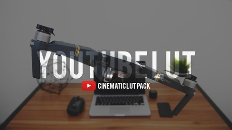 YouTube LUT Pack
