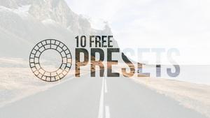 10 FREE VSCO Video Presets (LUTS)