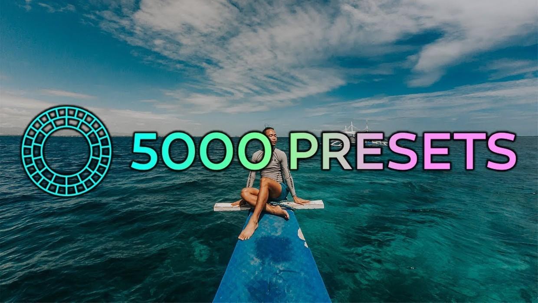 5000 VSCO Photo Presets!   Adobe Lightroom 2019