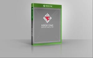 Xbox Game Cover Mockup