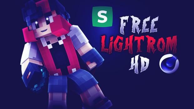 Ligthroom DARKLIGHTS Dzn MINECRAFT HD FREE