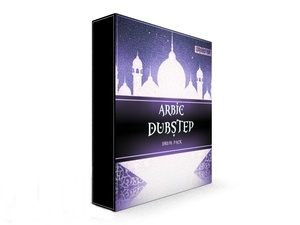 Arabic Dubstep Drum [ Pack ]