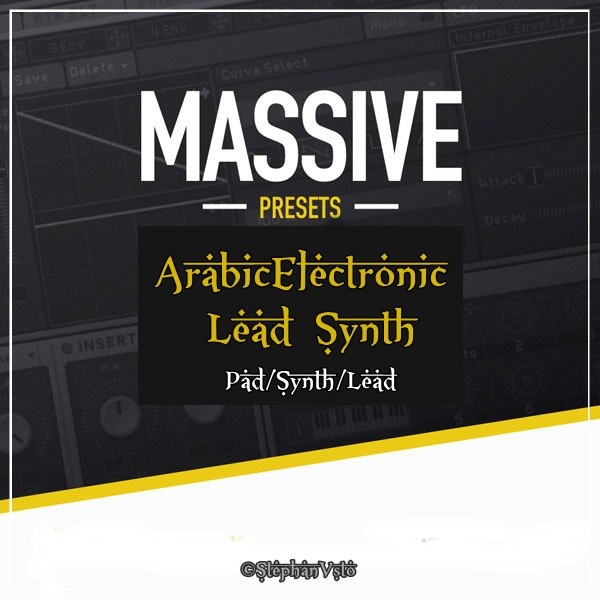Arabic Lead Synth Presets For [ Massive ]