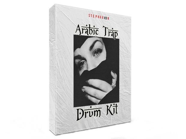 Arabic Trap Drum Kit