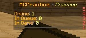 MCPractice new practice | mc-market plugin | combo and builduhc | party etc