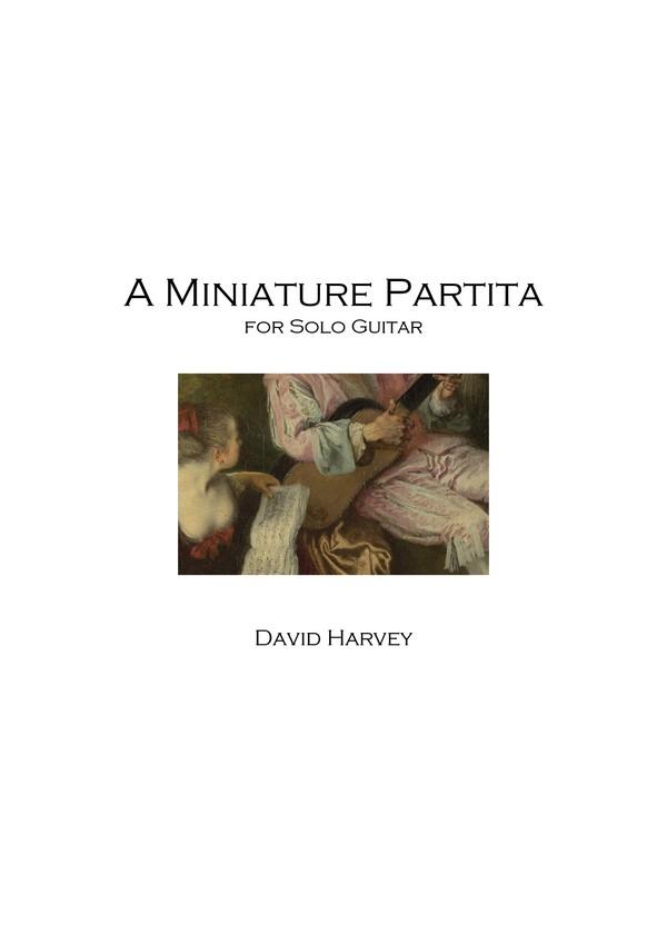 A Miniature Partita (digital download)