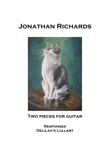 Jonathan Richards - Two Pieces for Guitar (digital download)