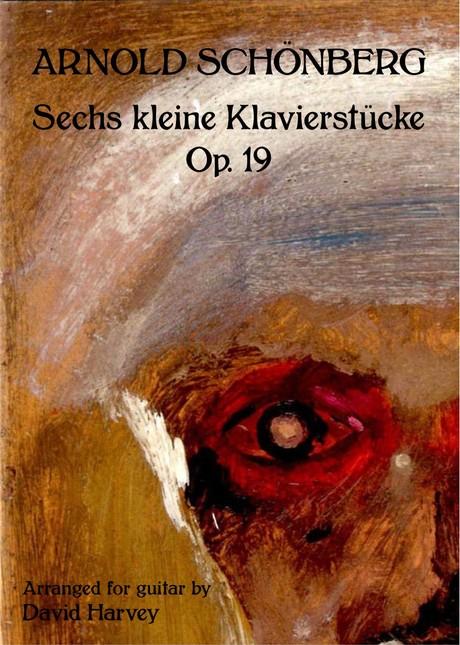 Arnold Schönberg - Sechs kleine Klavierstücke, Op. 19 (digital download)