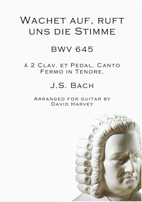 J.S. Bach - Wachet auf, ruft uns die Stimme, BWV 645 (digital download)