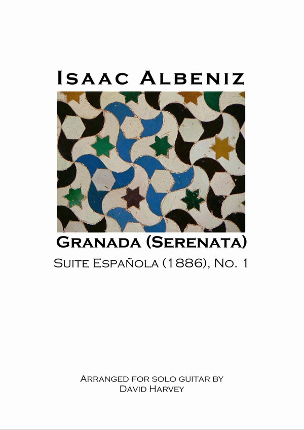 Isaac Albéniz - Granada (digital download)