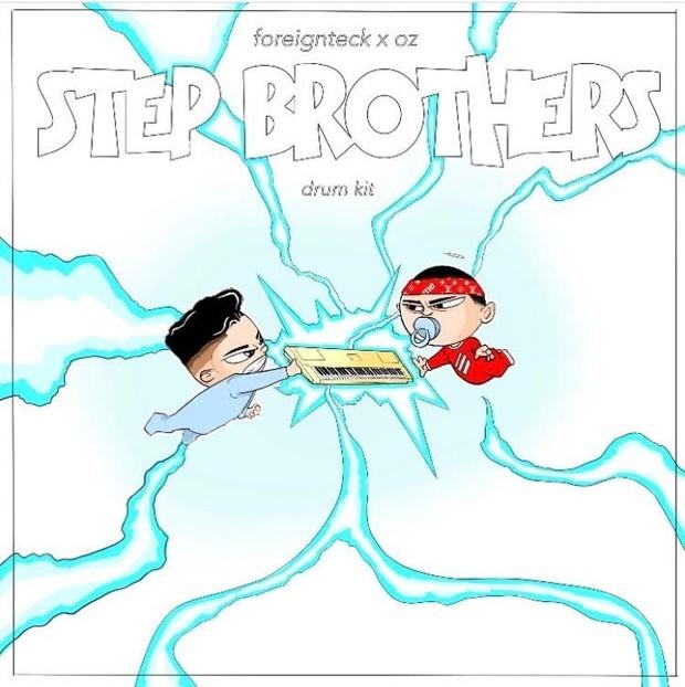 StepBrothers Kit Vol.1