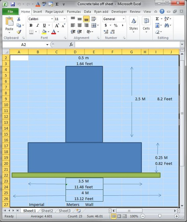 Access to Excel Templates Examples