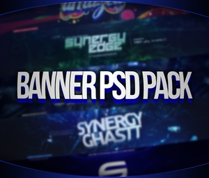 Banner PSD Pack