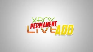 Permanent XboxLive Add