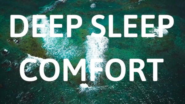 DEEP SLEEP COMFORT sleep guided meditation