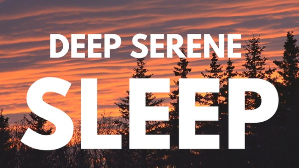 DEEP SERENE SLEEP GUIDED SLEEP MEDITATION FORG SLEEP with music