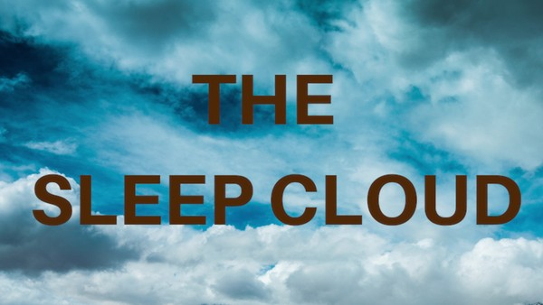 THE SLEEP CLOUD (with music) Fall asleep fast with guided sleep meditation