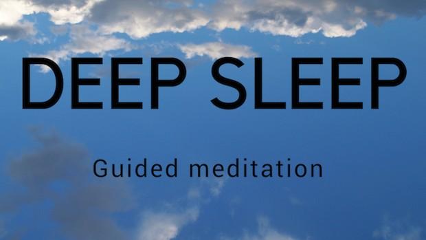 DEEP SLEEP meditation A guided meditation