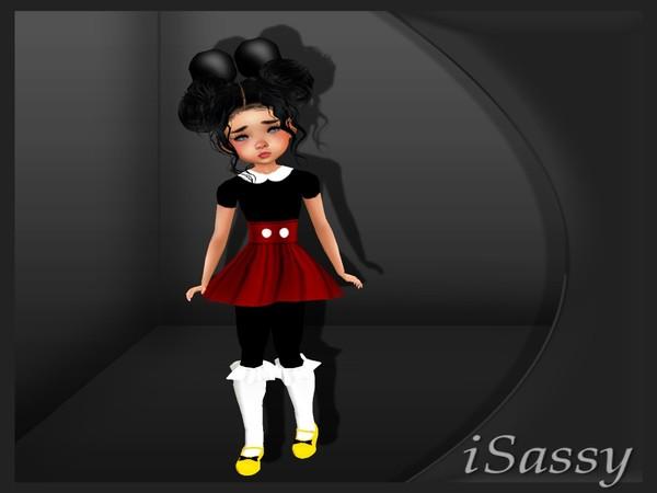Kids Mickey Costume - PSD