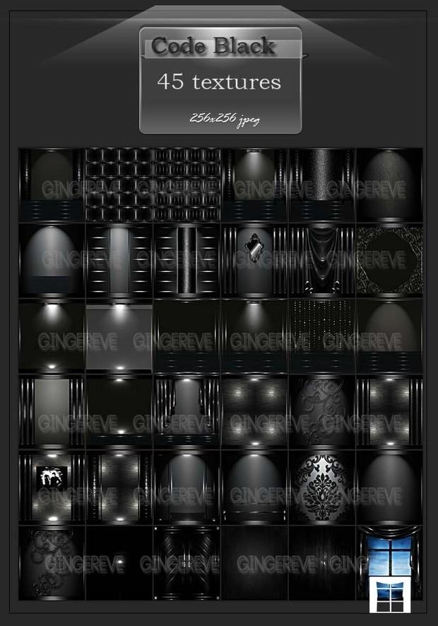Code Black Room Textures