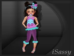 Kid - Lil Monsta Fit - PSD