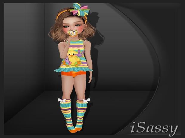 Kid - Lil Duck - PSD