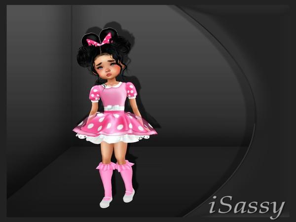 Minnie Costume - PSD